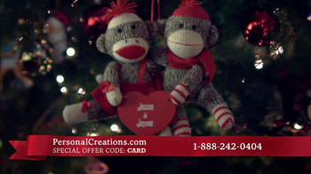 Personal Creations TV Spot, 'One-of-a-Kind Gifts'