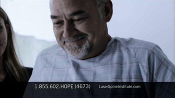 Laser Spine Institute TV Spot, 'Wake Up' - Thumbnail 10