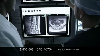 Laser Spine Institute TV Spot, 'Wake Up' - Thumbnail 4