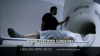 Laser Spine Institute TV Spot, 'Wake Up' - Thumbnail 5