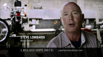 Laser Spine Institute TV Spot, 'Wake Up' - Thumbnail 7