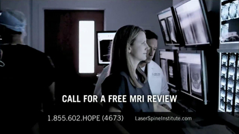Laser Spine Institute TV Spot, 'Wake Up' - Thumbnail 9