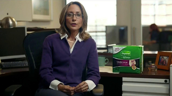 Depend for Women New Fit-Flex TV Spot