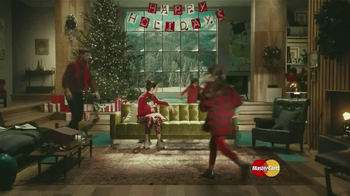 MasterCard MasterPass TV Spot, 'Happy Holidays' - Thumbnail 1
