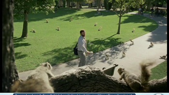 DIRECTV TV Spot, \'Attack of the Squirrels\'