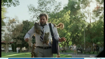 DIRECTV TV Spot, 'Attack of the Squirrels' - Thumbnail 8