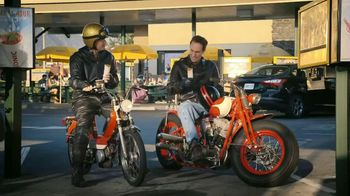 Sonic Drive-In Southwest Chipotle Breakfast Burrito TV Spot, 'Kick Start'