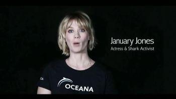 Oceana TV Spot,'Great White Sharks' Featuring January Jones - 248 commercial airings