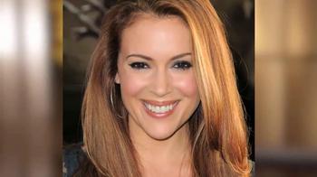 Wen Hair Care By Chaz Dean TV Spot Fearing Alyssa Milano - Thumbnail 2