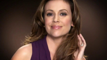 Wen Hair Care By Chaz Dean TV Spot Fearing Alyssa Milano - Thumbnail 3