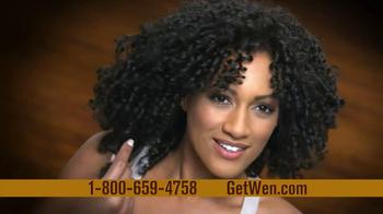Wen Hair Care By Chaz Dean TV Spot Fearing Alyssa Milano - Thumbnail 4