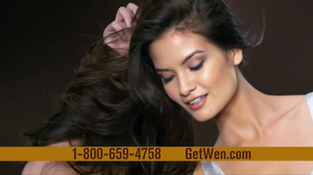 Wen Hair Care By Chaz Dean TV Spot Fearing Alyssa Milano - Thumbnail 5