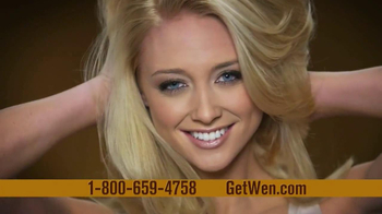 Wen Hair Care By Chaz Dean TV Spot Fearing Alyssa Milano - Thumbnail 7