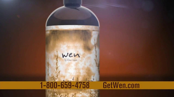 Wen Hair Care By Chaz Dean TV Spot Fearing Alyssa Milano - Thumbnail 8