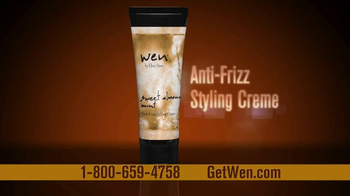 Wen Hair Care By Chaz Dean TV Spot Fearing Alyssa Milano - Thumbnail 9