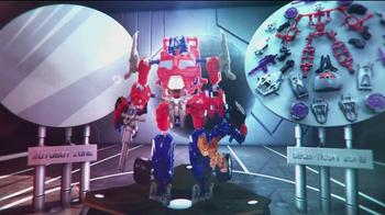 Transformers ConstructBots TV Spot - Thumbnail 5