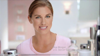 ChapStick Hydration Lock TV Spot Featuring Alex Morgan - 1968 commercial airings