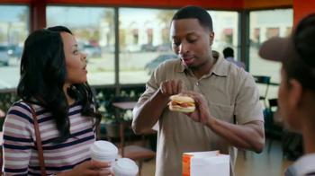 Dunkin' Donuts Spicy Smoked Sausage Breakfast Sandwich TV Spot - Thumbnail 3