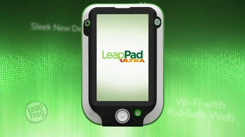 Leap Frog LeapPad TV Spot