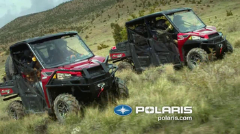 Polaris Holiday Sales Event TV Spot, 'New Standard' - Thumbnail 10