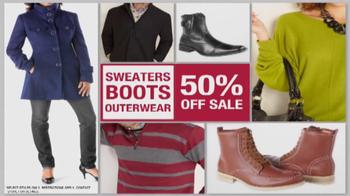 K&G Fashion Superstore 50% Off Sale TV Spot, 'Ready, Set, Celebrate' - Thumbnail 10