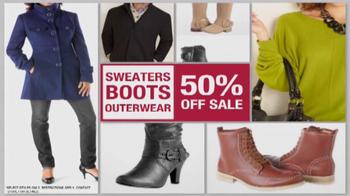 K&G Fashion Superstore 50% Off Sale TV Spot, 'Ready, Set, Celebrate' - Thumbnail 9