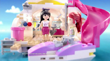 LEGO Friends Dolphin Cruiser TV Spot