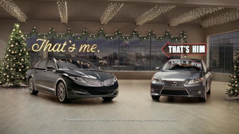 2014 Lincoln MKZ Hybrid TV Spot, 'Best Hybrid' - Thumbnail 3