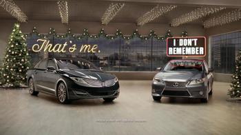 2014 Lincoln MKZ Hybrid TV Spot, 'Best Hybrid' - Thumbnail 6