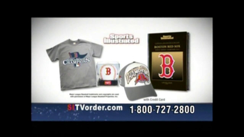 Sports Illustrated TV Spot, 'Boston Red Sox'
