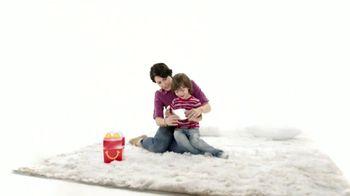 McDonald's Libros del Happy Meal TV Spot [Spanish]