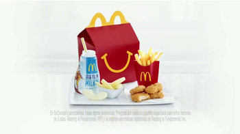 McDonald's Libros del Happy Meal TV Spot [Spanish] - Thumbnail 9