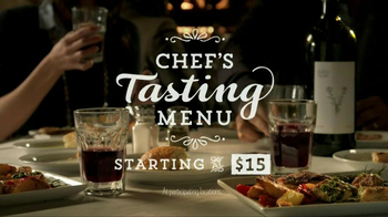 Romano's Macaroni Grill Chef's Tasting Menu TV Spot, 'As it Should Be' - Thumbnail 6