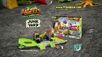 Trash Pack Junk Yard TV Spot - Thumbnail 9
