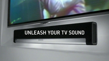 Sonos Playbar TV Spot, 'Soundbar for Music Lovers' Song by Dead Boys - Thumbnail 6