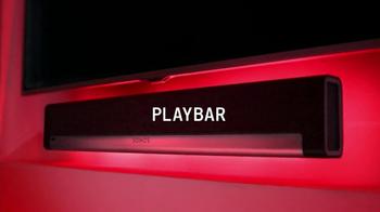 Sonos Playbar TV Spot, 'Soundbar for Music Lovers' Song by Dead Boys - Thumbnail 9