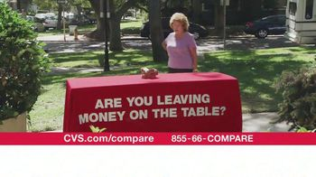 CVS Pharmacy TV Spot, 'Money on the Table'