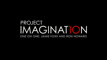 Canon Project Imaginat10n TV Spot Featuring Ron Howard, Jamie Foxx - Thumbnail 1