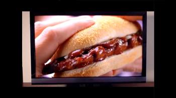 McDonald's McRib TV Spot, 'Comparisons' - Thumbnail 2