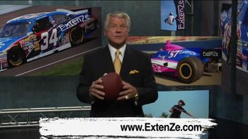 ExtenZe TV Spot, 'More' Featuring Jimmy Johnson - 64 commercial airings