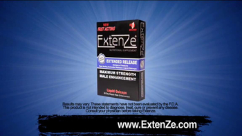 ExtenZe TV Spot, 'More' Featuring Jimmy Johnson - Thumbnail 4