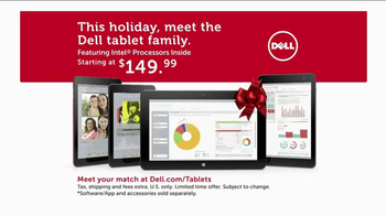 Dell Venue 7 and 8 Android Tablets TV Spot - Thumbnail 10
