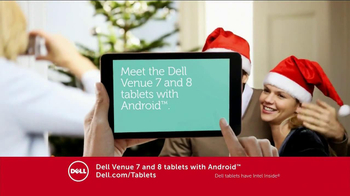 Dell Venue 7 and 8 Android Tablets TV Spot - Thumbnail 4