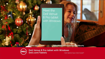 Dell Venue 7 and 8 Android Tablets TV Spot - Thumbnail 6