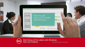 Dell Venue 7 and 8 Android Tablets TV Spot - Thumbnail 7