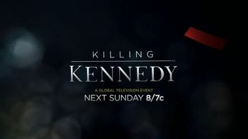Dish Network TV Spot, 'National Geographic: Killing Kennedy' - 10 commercial airings
