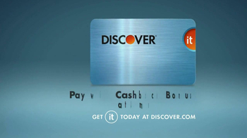 Discover Card Cash Back TV Spot, 'NHL Hats' - Thumbnail 9