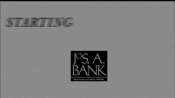 JoS. A. Bank TV Spot, 'Buy 1, Get 2 Free or Buy 1 Get 3 Free' - Thumbnail 1