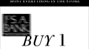 JoS. A. Bank TV Spot, 'Buy 1, Get 2 Free or Buy 1 Get 3 Free' - Thumbnail 2