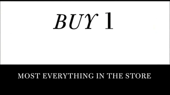 JoS. A. Bank TV Spot, 'Buy 1, Get 2 Free or Buy 1 Get 3 Free' - Thumbnail 5